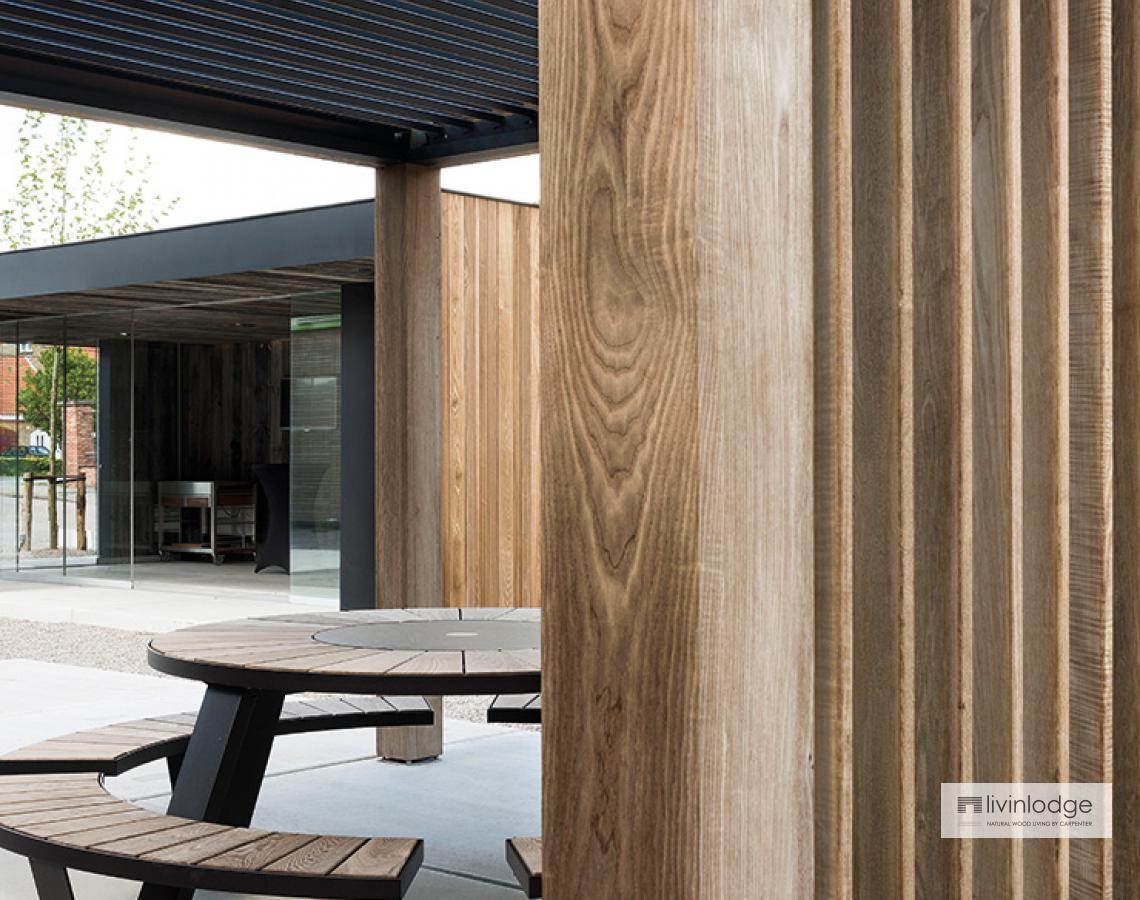 Houten shutters | Livinlodge